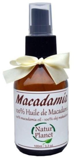 Natur Planet 100% Olejek Macadamia 100 ml 1234578228