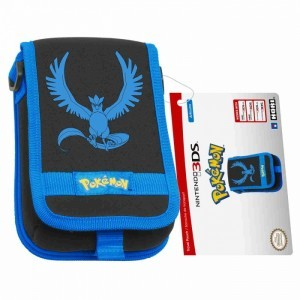 Hori Etui do konsoli New 3DS XL Pokémon Go Team Mystic) NI3P09023