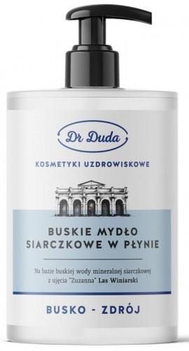 Dr Duda Buskie mydło siarczkowe w płynie 300 g 9532-5155D_20210527122232