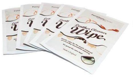 Furniture Clinic Leather Wipes ściereczka do bieżącego czyszczenia skóry FUR000019