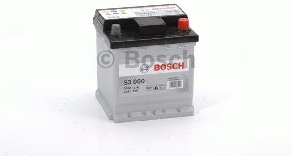 BOSCH 0 092 S30 000 0 092 S30 000 12 V 40 Ah 340 A P+
