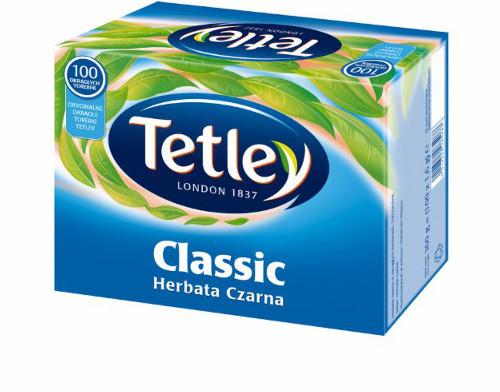 Tetley Herbata Classic Black /100szt/