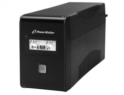 PowerWalker VI 850 LCD (VI 850 LCD SCHUKO)