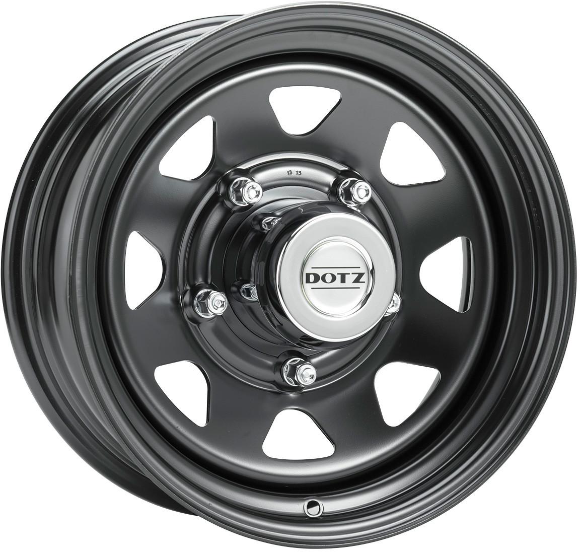 DOTZ 4X4 4X4 Dakar Dark 7.00 x 16 6 x 139.7 ET 13
