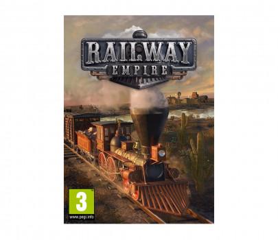 Kalypso Media Railway Empire (PC) PL KLUCZ