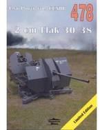 Militaria Tank Power vol. CCXIII 478 2 cm Flak 30/38 Janusz Ledwoch