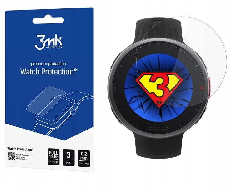 Polar 3MK Folia szkło do smartwatch Vantage V2