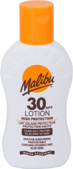 MALIBU Lotion SPF30 preparat do opalania ciała 100 ml unisex