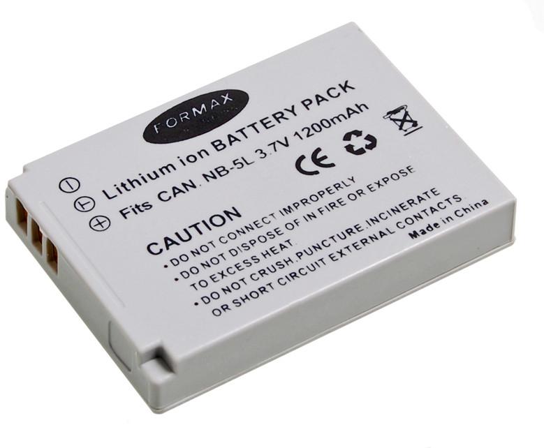 Cameron Sino Canon NB-5L NB5L Bateria Akumulator