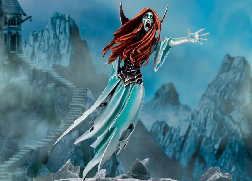 GamesWorkshop Vampire Counts: Tomb Banshee (91-33) GamesWorkshop 99070207003
