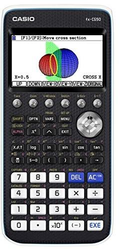 Casio FX-kolorowy wyświetlacz graficzny S opakowanie blistrowe kalkulator z wysokiej rozdzielczości CG50 FX-CG50