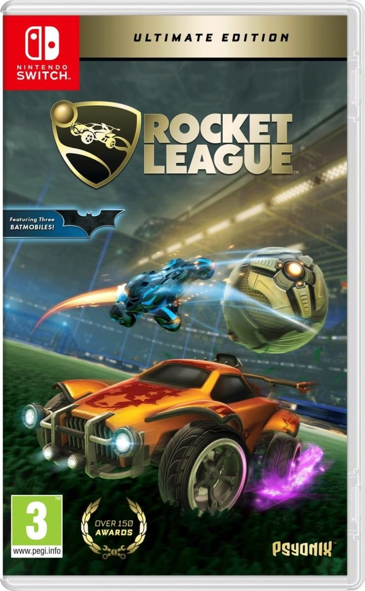 Rocket League Ultimate Edition NSWITCH