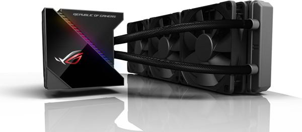 Asus ROG RYUJIN 360 Chłodzenie CPU - Chłodzenie wodne - Max 30 dBA 90RC0020-M0UAY0