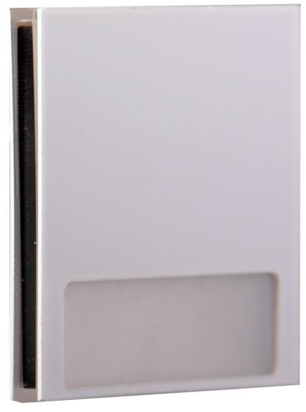LDST LDST AL-01-B-BZ5 - LED Oświetenie schodowe ALEX 5xLED/1,2W/230V biały 6500K