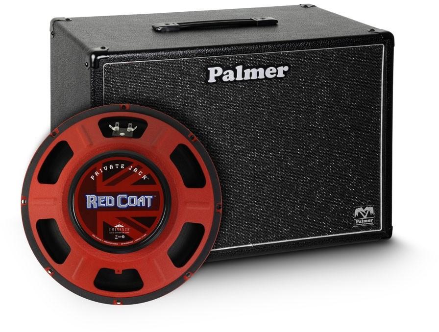Palmer MI MI CAB 112 PJA - Kolumna gitarowa 1 x 12 z głośnikiem Eminence Private Jack, 8