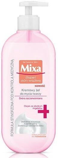 Mixa Kremowy żel do mycia twarzy 200ml 40714-uniw