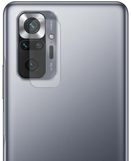 Xiaomi Szkła na aparat Redmi Note 10 Pro Max - szkło hartowane 3MK Hybrid Glass Lens Protection FOXMC373MLP000000