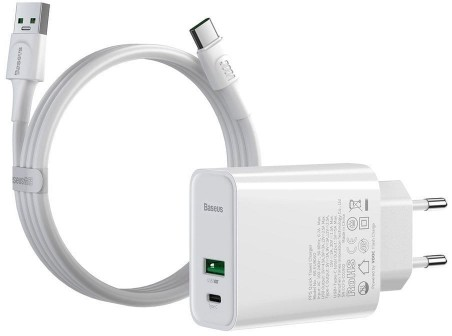 Baseus ładowarka USB USB-C PD3.0 kabel 1m TZCCFS-H02 baseus_20200703140950