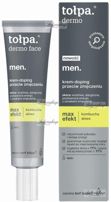 Tołpa Tołpa - Dermo Men Max Efekt - Krem-doping przeciw zmęczeniu dla mężczyzn - 40 ml