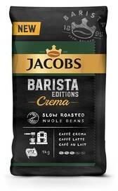 Jacobs Kawa ziarnista Barista Crema 1000g