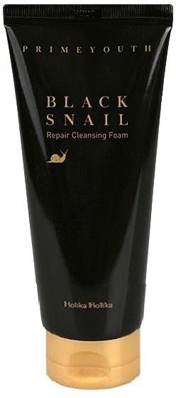 Holika Holika Mizon Black Snail Repair Cleasing Foam Pianka do mycia twarzy z wyciągiem ze śluzu ślimaka 100 ml 1234584288