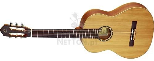 ORTEGA Leworęczna Ortega Family PRO R131L gitara klasyczna 4/4 z pokrowcem 2565
