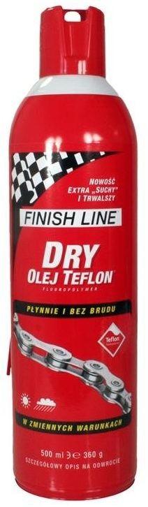 FINISH LINE Olej do łańcucha Teflon Plus teflonowy 500 ml aerozol 036121710313