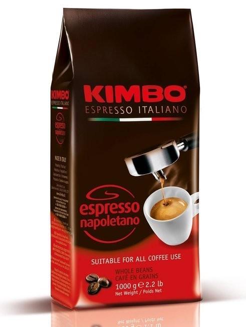 Kimbo Espresso Napoletano 1kg kawa ziarnista