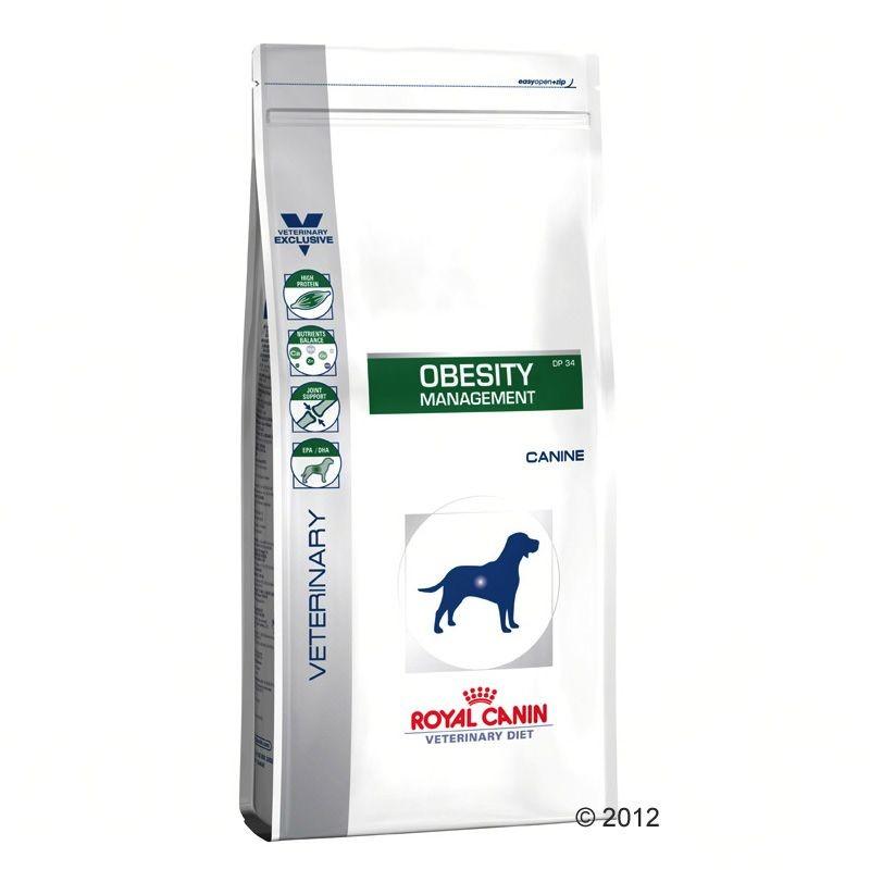 Royal Canin Obesity Management DP34 14 kg