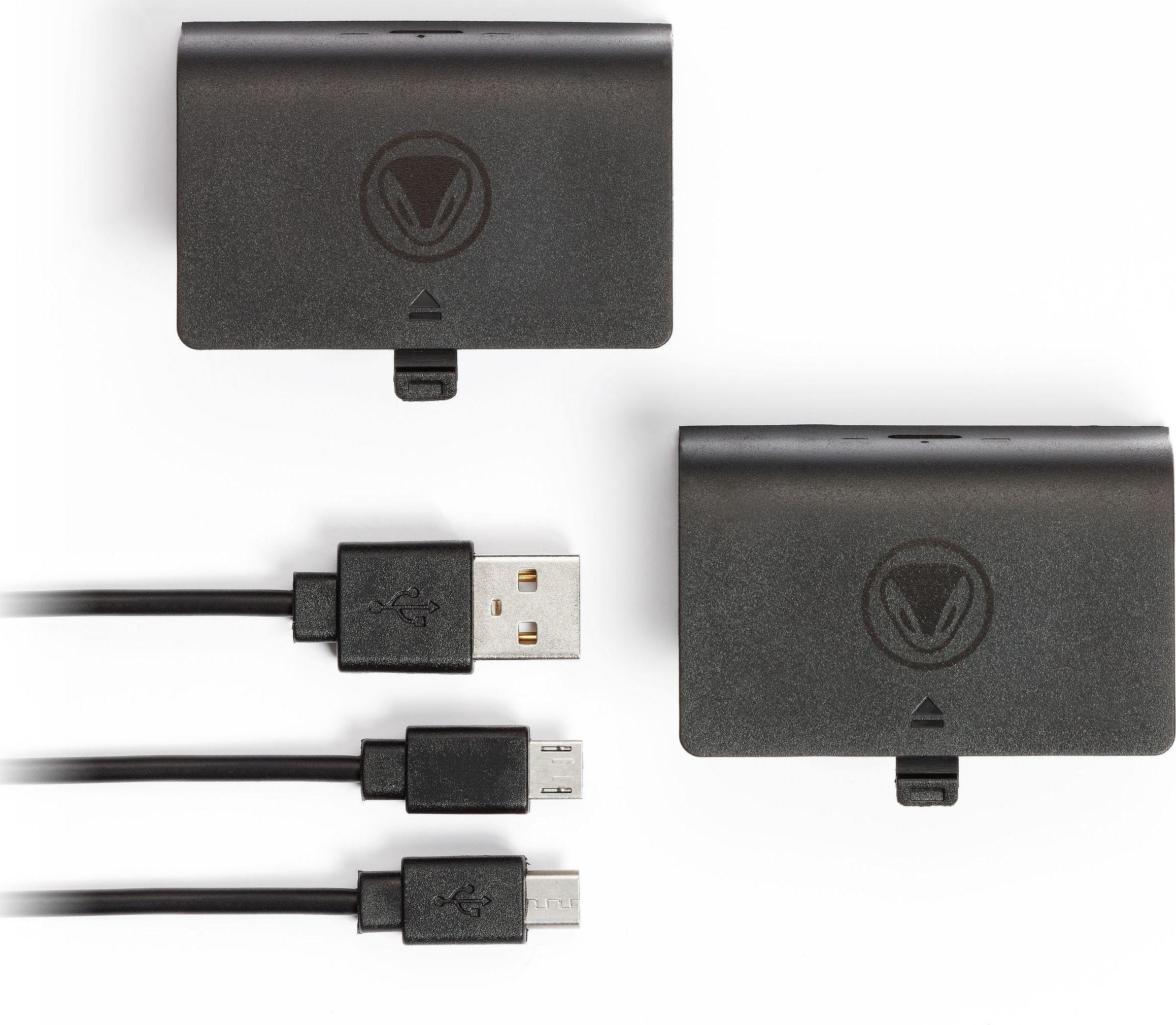 Snakebyte Akumulator do kontrolera XBOX ONE 2-pack 700 mAh czarne BATTERY:KIT
