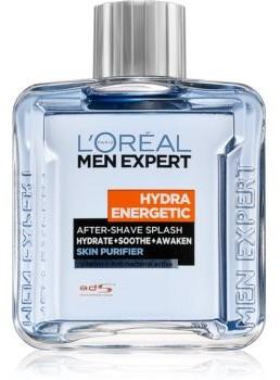 Loreal Paris Paris Men Expert Hydra Energetic woda po goleniu Skin Purifier 100 ml