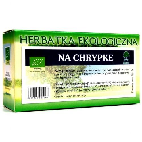DARY NATURY - herbatki BIO HERBATKA NA CHRYPKĘ BIO (25 x 2 g) - DARY NATURY BP-5903246861945