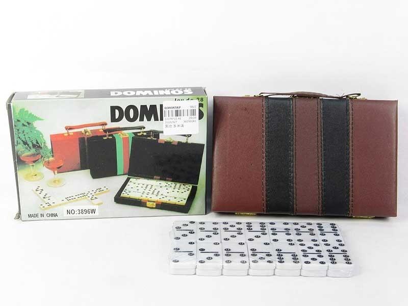 Icom Domino w walizeczce 16 x 11 cm