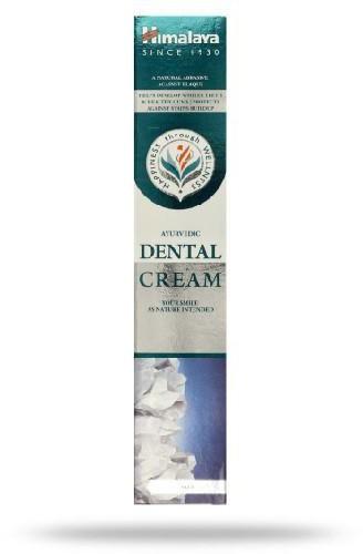 Himalaya Herbals Himalaya Dental Cream ajurwedyjska pasta do zębów z solą 100 g 7079301