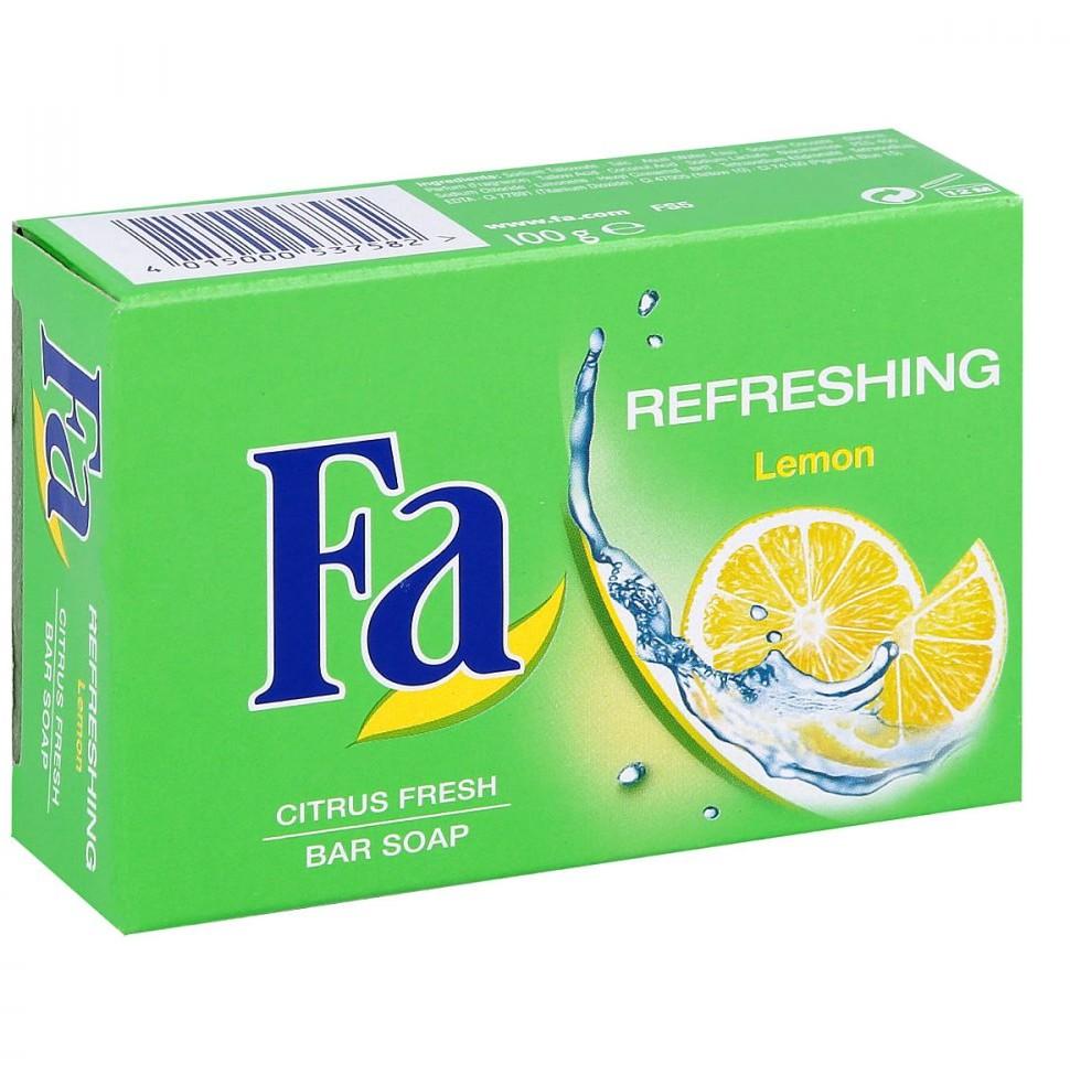 Fa Seife Refreshing Lemon