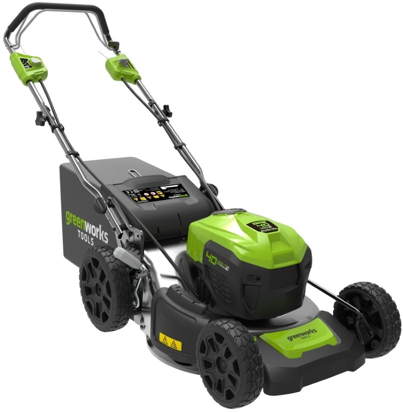 Greenworks GD40LM46SP GR2506807