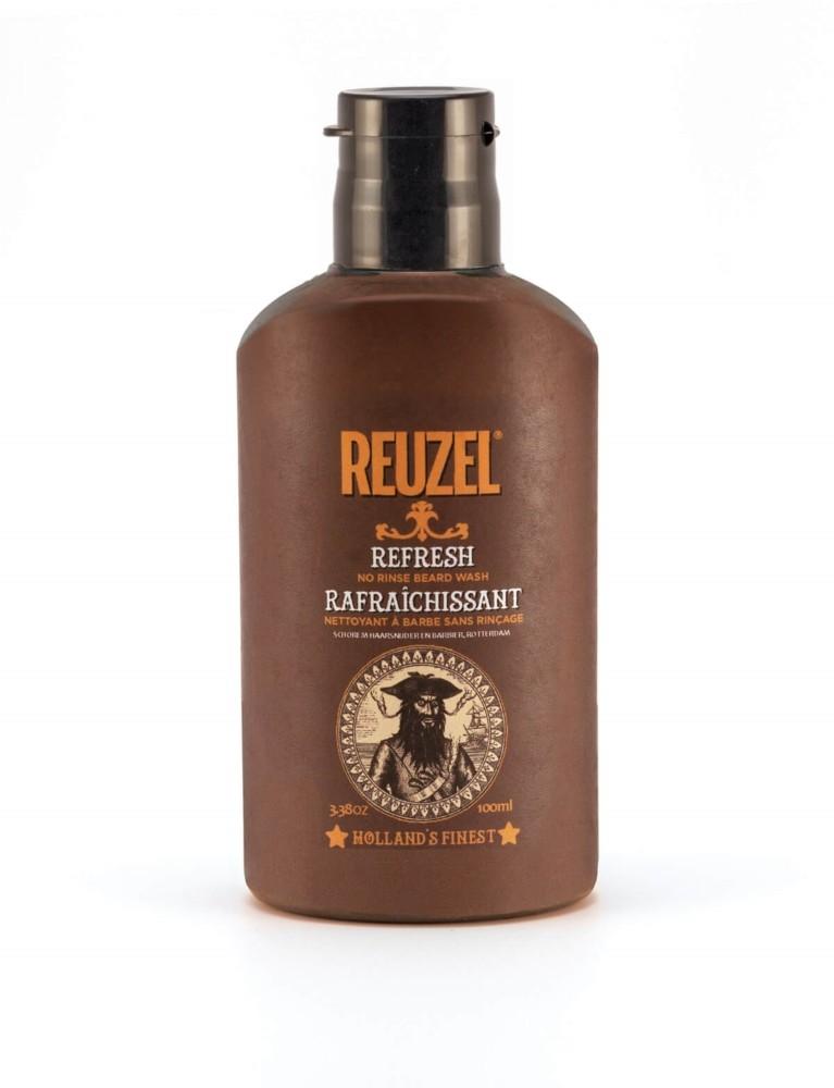 Reuzel Reuzel Beard REFRESH Beard Wash suchy szampon do brody 100 ml REUZEL BEARD REFRESH 100