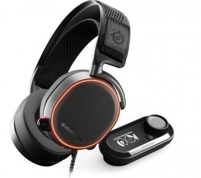 SteelSeries Arctis Pro + GameDAC czarne