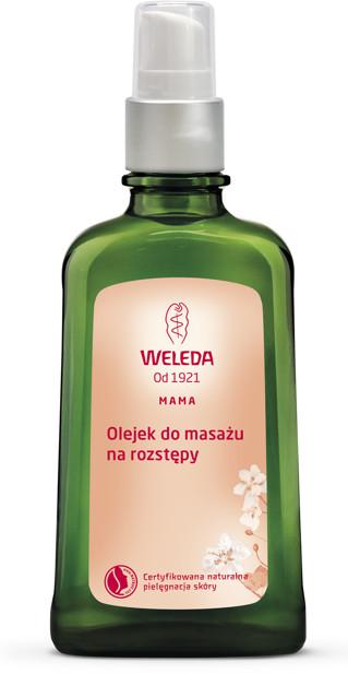 Weleda Mama olejek do masażu na rozstępy 100ml 48989-uniw