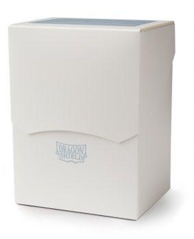 Arcane Tinmen Dragon Shield Deck Shell - White