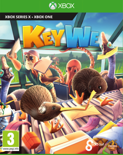 KeyWe (GRA XBOX ONE / XBOX SERIES X)