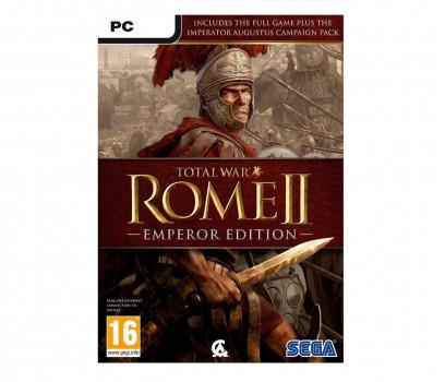 Total War Rome II: Emperor Edition Steam Key PC