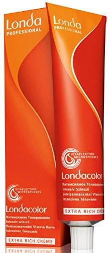 Londa Demi intensywnie koloryzujący 6/77 ciemny blond brązowo intensywny, 2er Pack (2 X 60 ML) 8005610488752