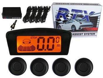 RTX Zestaw czujników parkowania marki RTX model PA2-25 PA2-25