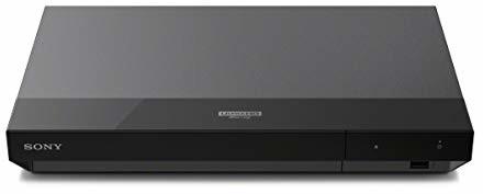 Sony UBP-X500 4K Ultra HD odtwarzacz Blu-Ray Disc Player (Dolby Atmos, HDMI)