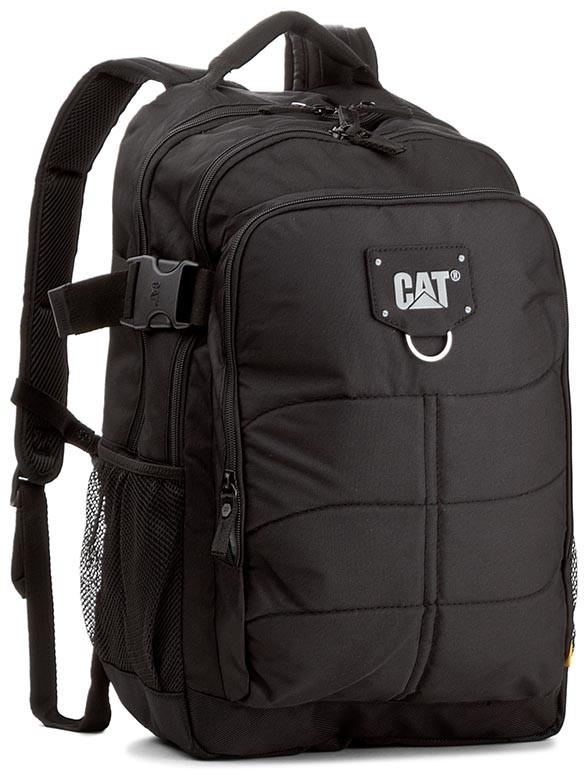 Caterpillar Plecak Backpack Extended 83 436-01 Czarny