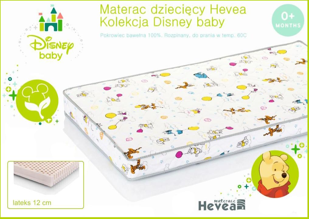 Hevea Disney Baby Lux 70x140
