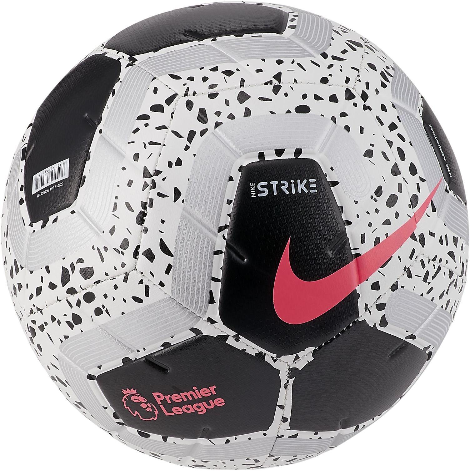 Nike Piłka nożna Premier League Strike SC3552 100/white/black/pink