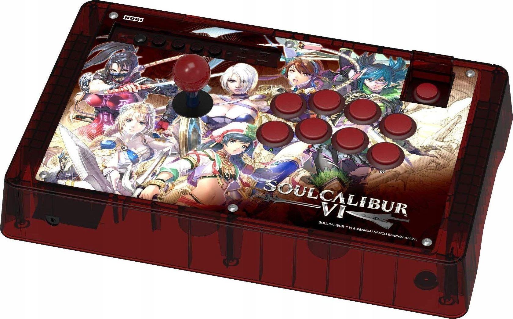 HORI Real Arcade Pro SoulCalibur VI Edition (XBO-025U)