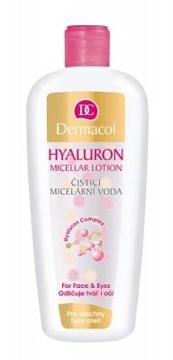 Dermacol Hyaluron płyn micelarny 400 ml dla kobiet